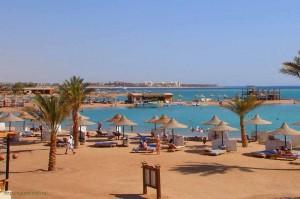отель, Club Azur Resort, 4*, песчаный, пляж, Макади Бей, Красное море, Египет, Makadi Bay, Клуб, отзыв
