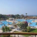 «Club Azur Resort 4*». Макади бей. Плюсы отеля