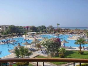 подогреваемый бассейн, Club Azur Resort 4*, Макади Бей, отзыв, Красное море, Египет