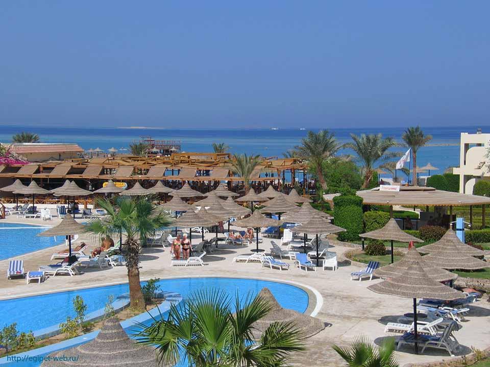 Отель Клаб Азур Макади 4*.