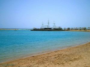 отель, Club Azur Resort 4*, Макади Бей, пляж, Красное море, Египет, Makadi Bay, отзыв