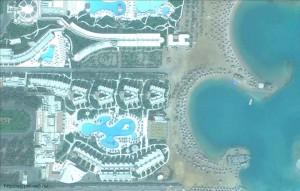 Club Azur Resort 4*, Makadi Bay, Макади Бей, отель, карта, отзыв, Красное море, Египет