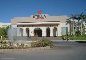 отель, Стелла Макади Бич, Красное море, Египет, Makadi Bay, отзыв, главное здание