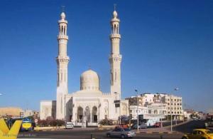 Мечеть Абдульхасана Эльшази, Hurgada, Арабская Республика Египет
