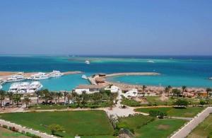 Hurgada, Красное море, курорт, Арабская Республика Египет