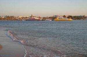 бухта Макади Бей, Арабская Республика Египет, отдых в Египте Хургада, Red Sea