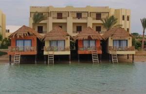 город Эль Гуна, Арабская Республика Египет, отдых в Египте Хургада, Red Sea