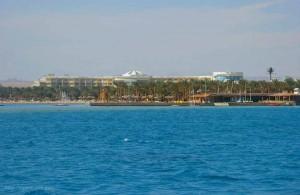 отель Интерконтиненталь Абу Сома, побережье Хургады, Soma Bay, Egypt, Красное море