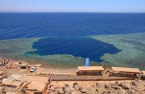 Голубая дыра, Дахаб, Blue_Hole, Red Sea, дайвинг, отдых в Египте
