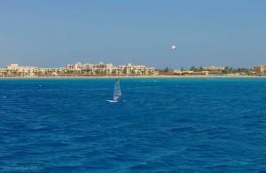виндсерфингисты, курорт Сафага, Египет, Egypt, АРЕ, Маср, Красное море, Safaga