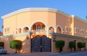 частная жизнь, Ас Саудия, дом, забор, Saudi Arabia