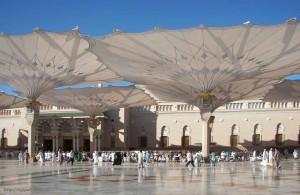 Медина. Мечеть Масджид аль-Набави, арабский мир, Saudi Arabia