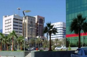 Эр-Рияд, центральная улица, Saudi Arabia, Ас Саудия