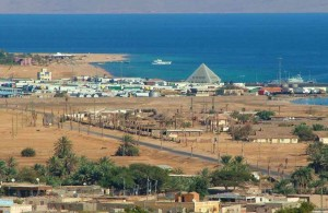 Nuweiba, Синайский полуостров, город, АРЕ, Миср, Sinai
