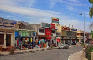 центр города, курорт, Nuweiba, Синай, Egypt, Египет