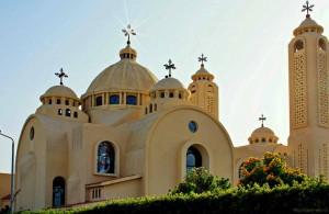 Коптская церковь, Sharm, христианство, Egypt, Маср