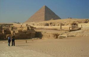 комплекс пирамид, пустыня, АРЕ, Миср, Egypt, Giza