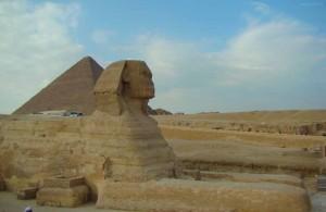 хранитель, Египет, пирамиды Гизы, пустыня, Egypt, достопримечательности