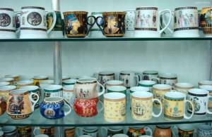 посуда, фарфор, египетские сувениры, Египет, АРЕ, подарки