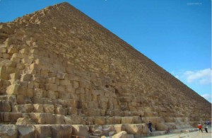 Египет, достопримечательности, пирамиды Гизы, пустыня, плато