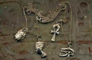 ювелирные изделия, скарабей, Нефертити, крест анк, глаз уджат, египетские сувениры, Египет, АРЕ