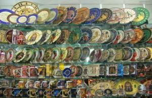 посуда, фарфор, египетские сувениры, АРЕ, Египет, подарки