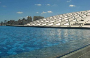 курорт Александрия, достопримечательности, город, АРЕ, Египет, отдых, новое здание