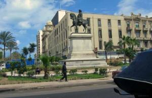 памятник Мухаммеду Али, Александрия, Egypt, АРЕ, Маср, город, Египет, отдых в Египте