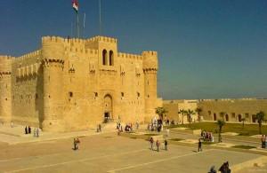 исторический музей, музей морской биологии, курорт Александрия, Egypt, АРЕ, Средиземное море