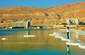 утро, морская соль, отдых на Мертвом море, курорт, Израиль, зеркальная гладь
