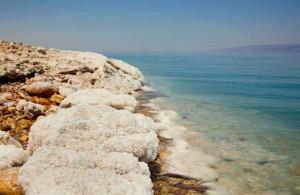 отложения соли, отдых на Мертвом море, Израиль, курортная зона, туризм, пустыня