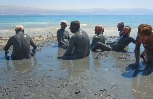Dead Sea, грязевые ванны, лечебные грязи, минеральные вещества, Izrail, Мертвое море, курорт, побережье