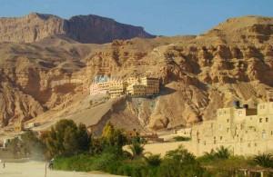 монастырь св. Павла, горная пустыня, Суэцкий залив, отдых в Египте, Zaafarana, Egypt, АРЕ, Маср, Африка