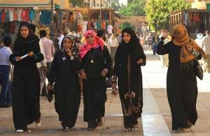 многоженство в исламе, женщины, Египет, Асуан, мусульманство, арабский мир