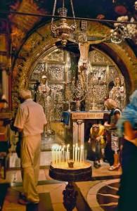 Голгофа, Jerusalem, святые места, туризм, Izrail, путешествия, экскурсии
