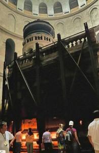 деревянная часовня, Jerusalem, храм Гроба Господня, святые места, туризм, Izrail, путешествия, экскурсии