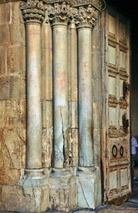 храм Гроба Господня, Иерусалим, город трёх религий, Израиль, христианство