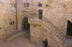 Сионская горница, святые места, туризм, Izrail, путешествия, экскурсии, Jerusalem