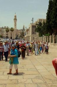 Вифлеем, Израиль, экскурсии, город, Палестина, Vifliem, площадь у Базилики