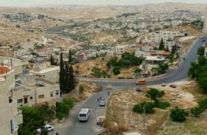 Вифлием, окраина, путешествия, туризм, Palestine, Izrail, Vifleem