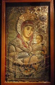 Икона Пресвятой Богородицы Вифлиемской, Вифлием, Palestine, путешествия, Izrail, Vifleem