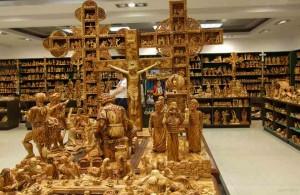 Вифлеем, сувенирный магазин, экскурсии, Палестина, Израиль, город, Vifliem