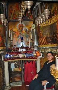 Коптская Церковь, храм Гроба Господня, Иерусалим, город трёх религий, Израиль, экскурсии,  христианство