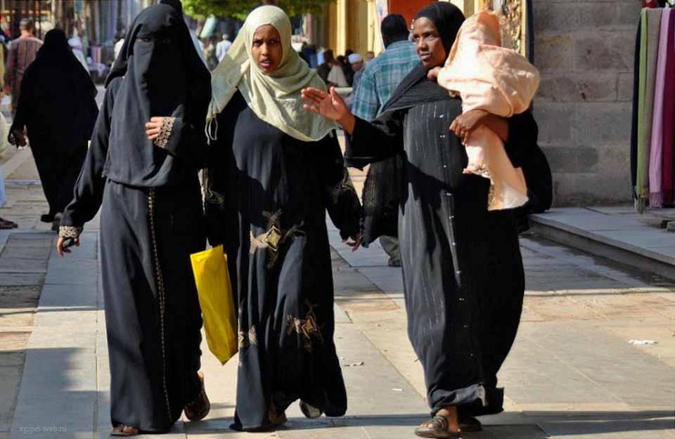 Жену в египте 4 фотография