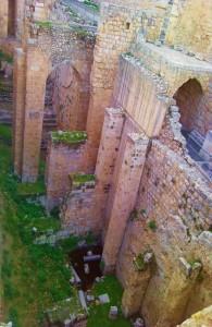 Овчая купель, Иерусалим, христианство, туризм, Izrail, путешествия, достопримечательности