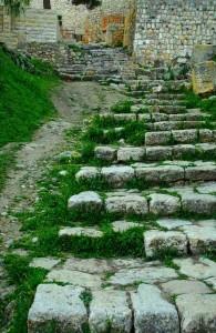 Гефсиманский сад, улица-лестница Маккавеев, Израиль, экскурсии, Ierusalim, религия