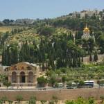 Поход на Гефсиманский сад в час пик