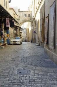 Одиннадцатая остановка, прибытие к месту казни, Скорбный путь, Израиль, экскурсии, Via Dolorosa, религия, Иерусалим