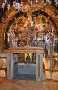 Двенадцатая остановка, смерть на кресте, Скорбный путь, Иерусалим, экскурсии, Via Dolorosa, религия, Израиль
