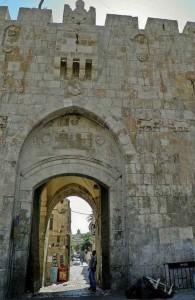 Виа Долороса, Крестный Путь, туризм, Izrail, путешествия, Дорога скорби, мусульманский квартал Старого города